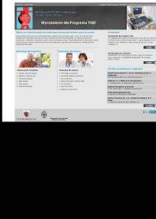 Program wczesnego wykrywania tętniaka aorty brzusznej : Program TAB