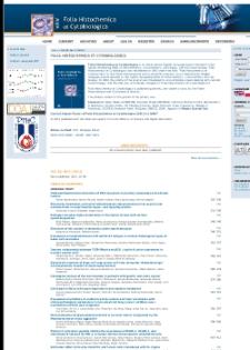 Folia Histochemica et Cytobiologica